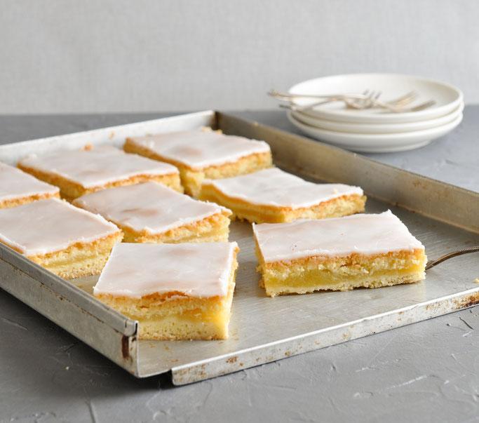 Apfelmuskuchen wie vom Bäcker