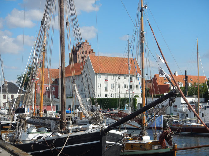 Alter Hafen in Middelfart