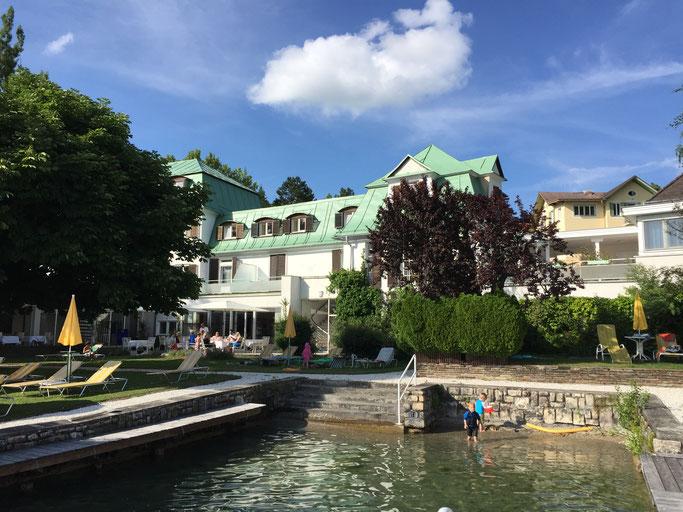 Strandhotel Kärntner Hof Pörtschach