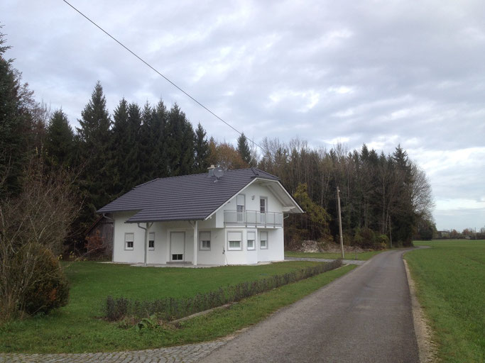 Damaliger Standort des Haus am Tothölzl