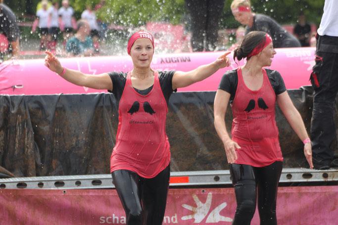 Der Muddy Angel Run bei München