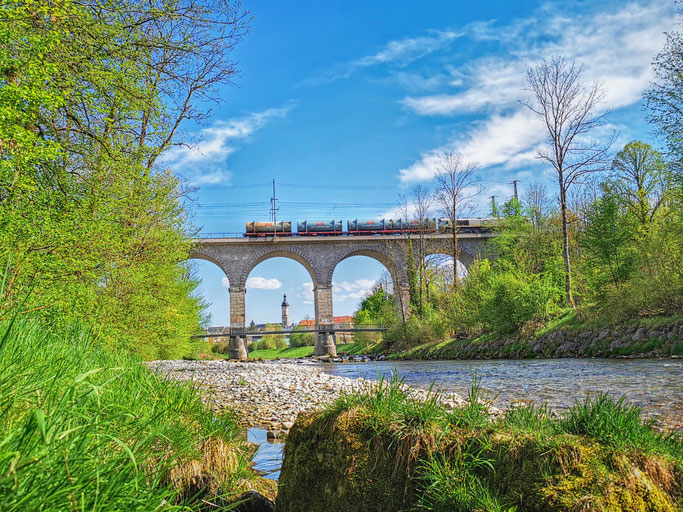 Viadukt Traunstein