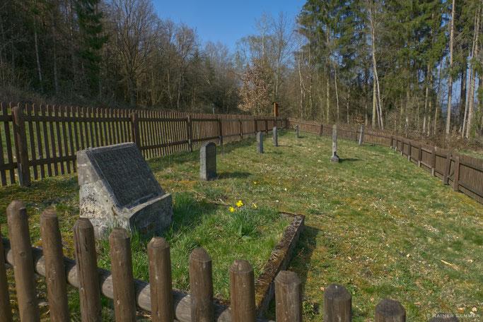 Jüdischer Friedhof Löhnberg