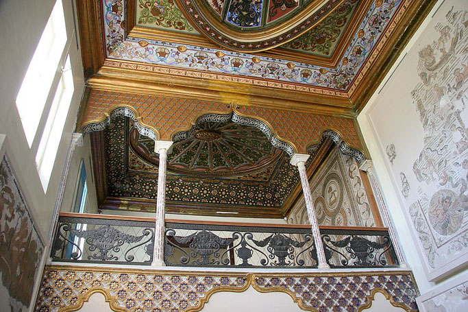 Nationaal Museum Bardo in Tunis