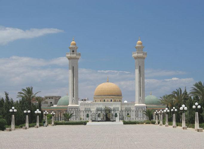Mausoleum van Habib Bourquiba