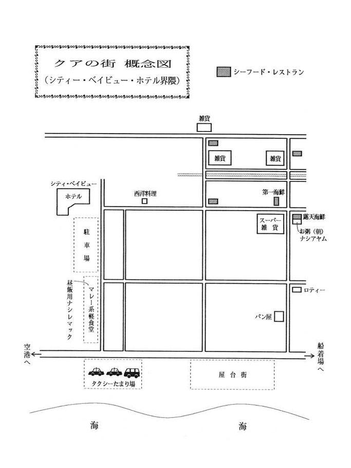 クアタウン概念図。