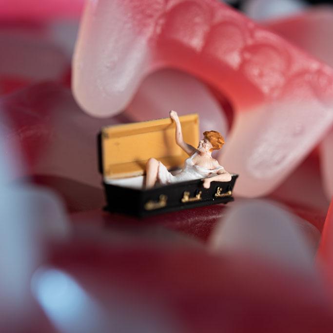 tandvlees, op het tandvlees zitten, veerkracht, weerbaar, weerbaarheid, ondernemen, zelfstandig worden