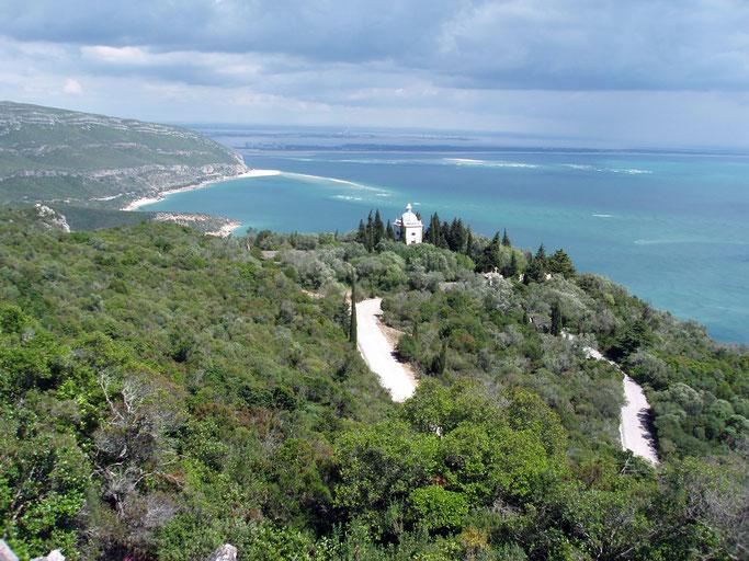 Portugal, Küste, Serra da Arrábida