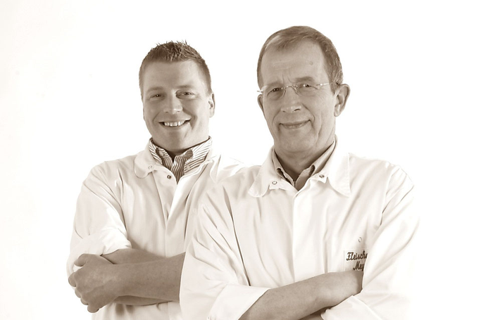 Carsten & Günter Meyer junior 2010
