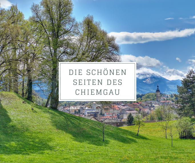 Schöne Bilder Chiemgau