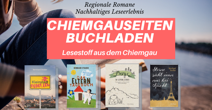 Bücher Traunstein Chiemgau