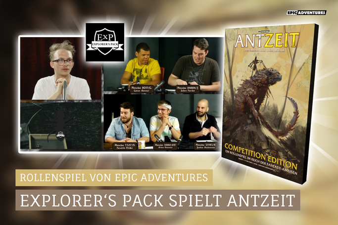 Antzeit Explorer's Pack