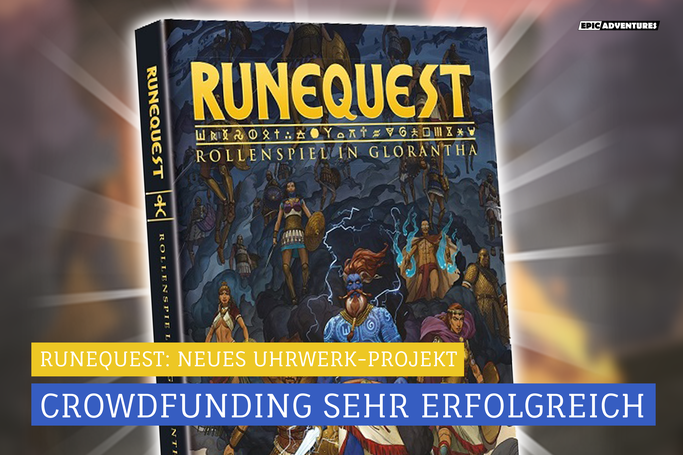 RuneQuest: Abenteuer in Glorantha
