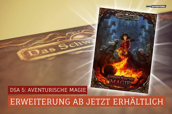 DSA 5: Aventurische Magie Release