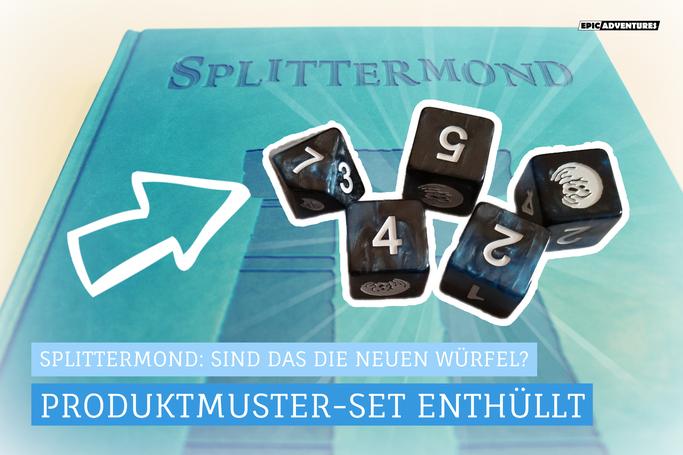 Splittermond: Würfelset 2