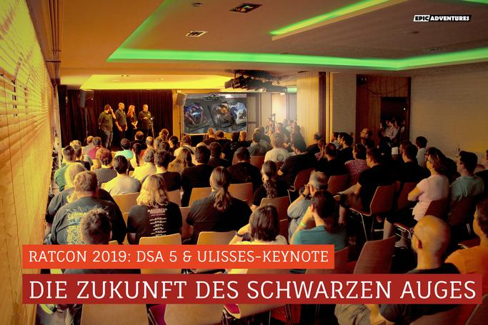 DSA 5: RatCon 2019 Zukunft des Schwarzen Auges