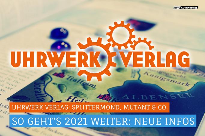 Uhrwerk Verlag 2021