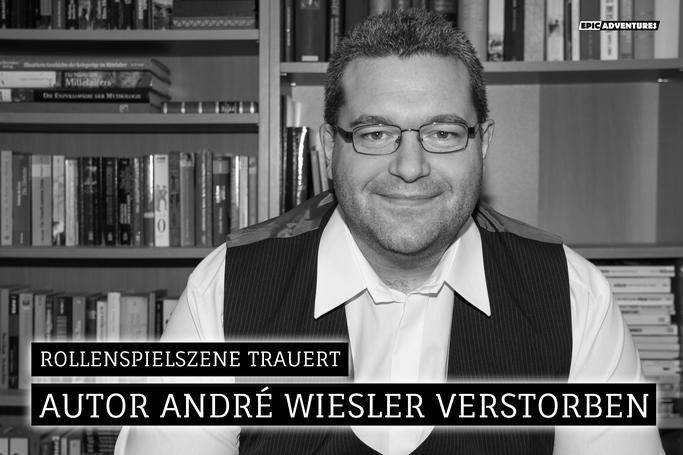 André Wieser verstorben
