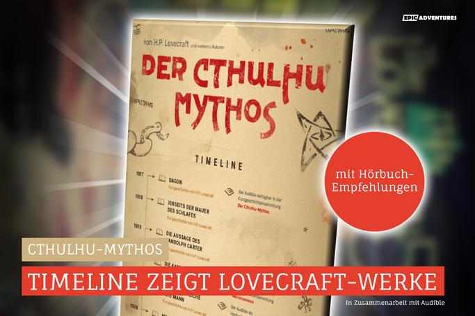 Cthulhu Mythos: Timeline H.P. Lovecraft