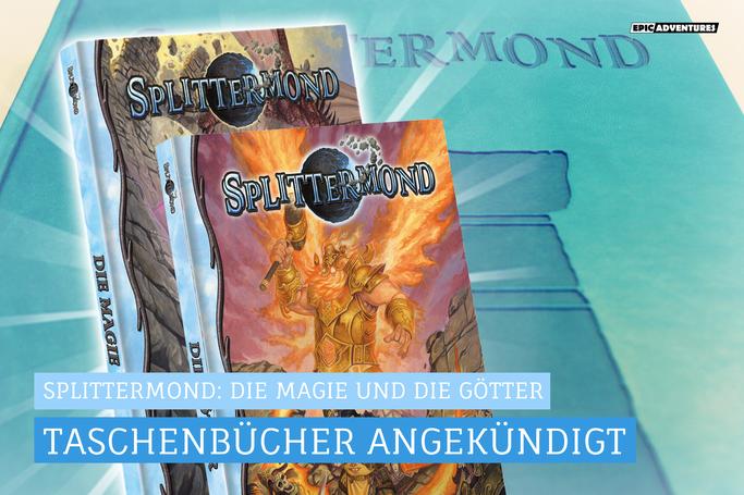 Splittermond: Die Magie, Die Götter