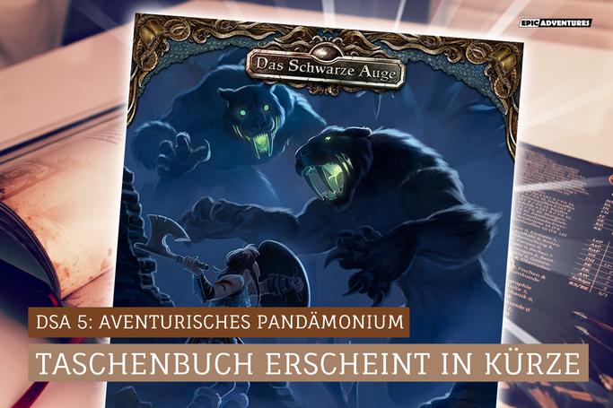 DSA 5: Aventurisches Pandämonium Taschenbuch