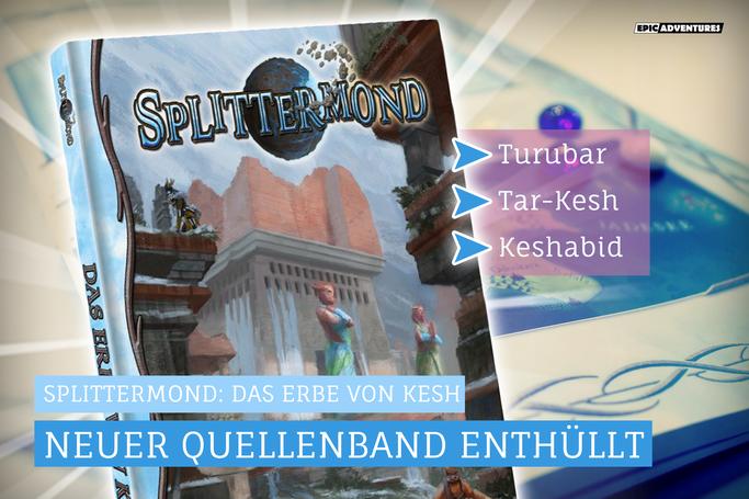 Splittermond: Das Erbe von Kesh