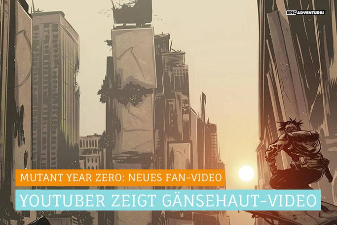 Mutant Year Zero: Elysium