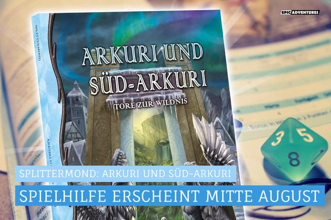Splittermond: Arkuri und Süd-Arkuri