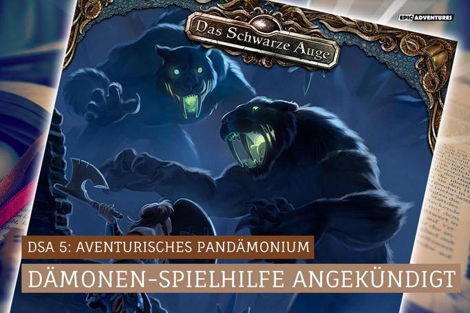 DSA 5: Aventurisches Pandämonium
