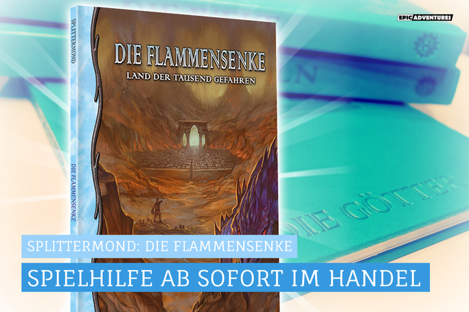 Splittermond: Die Flammensenke Release