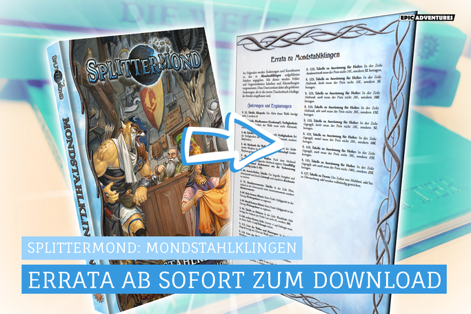 Splittermond: Mondstahlklingen Download