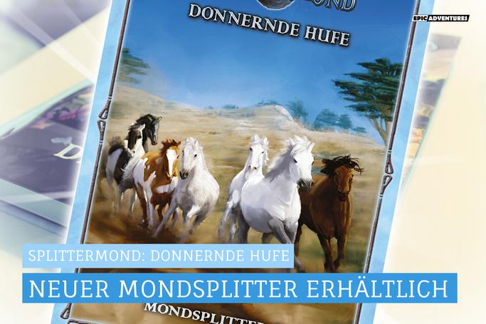 Splittermond: Donnernde Hufe