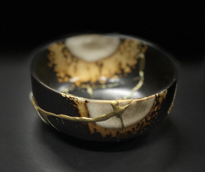 kintsugi workshop goud lijm scherven perfecte imperfecties