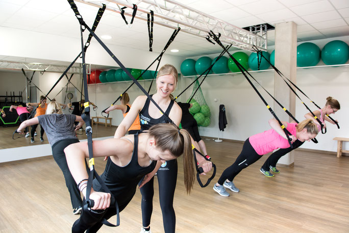 TRX Training im TPZ