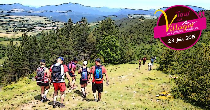Tour des Villages - édition du Madres - Pyrénées Audoises