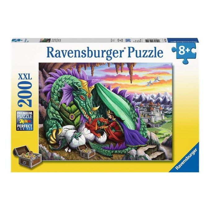 Rompecabezas 200 piezas Reina de los dragones