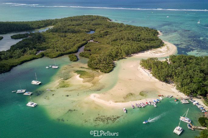 Ile aux Cherfs, Mauritius