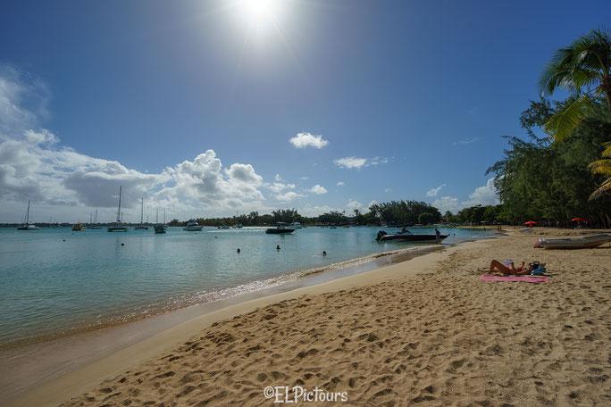 Grand Baie Beach, Mauritius