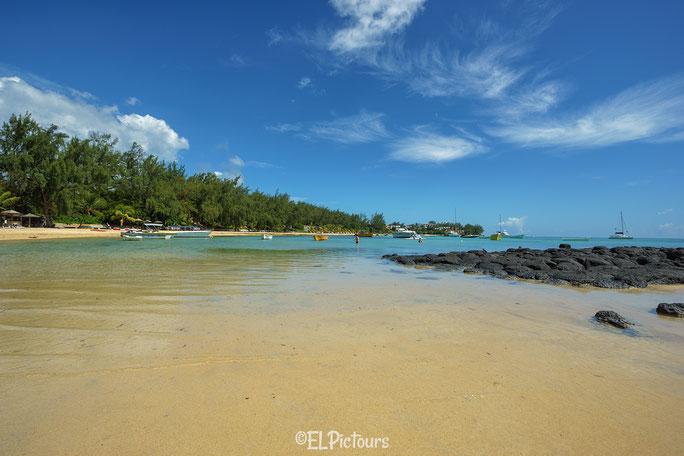 Bain Boeuf Public Beach, Mauritius
