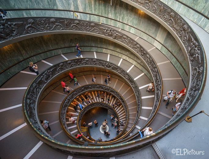 Vatikanische Museen, Rom, Vatikanstaat, Italien