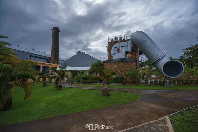 Laventure de Sucre, Mauritius