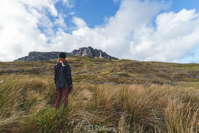 Old man of Storr, Ilse of Skye, Schottland