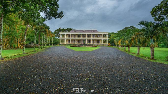 Chateau de labourdonnaise, Mauritius