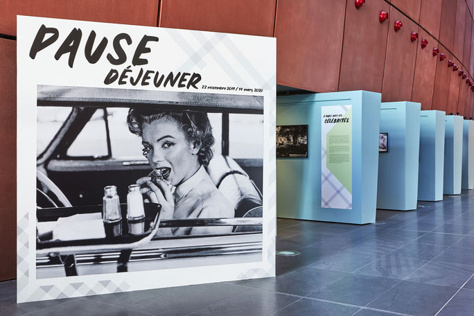 Pause Déjeuner, Archives et Bibliothèque Départementales, Marseille © Jean-christophe Lett