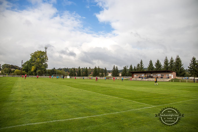 FK Skalná vs. TJ Spartak Horní Slavkov