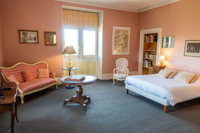 Pink room - 1 double bed