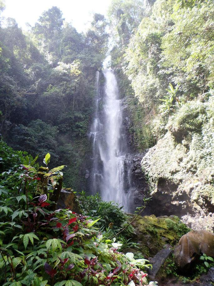 Melanting Waterfall