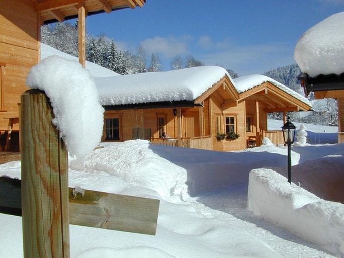 Skihütte Niederau