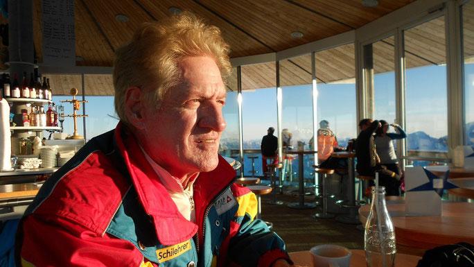Hans Fankhauser, Chef der Herzen, staatlich geprüfter Schiführer, Canyon-Guide, Bootsführer, Outdoortrainer und stetes Vorbild