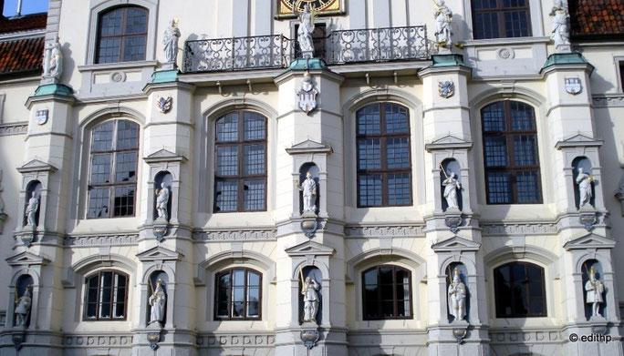 Fenster vom Fürstensaal
